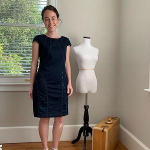 Ellen Tracy Denim Dress, Size 4